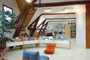 bibliotheque ancelle 011 310x205 - Culture et Patrimoine
