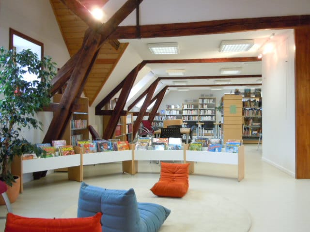 bibliotheque ancelle 011 - Médiathèque