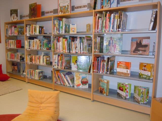 bibliotheque ancelle 017 - Médiathèque