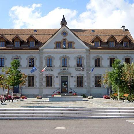 Ancelle Mairie Champsaur Valgaudemar Hautes Alpes Ancelle Station