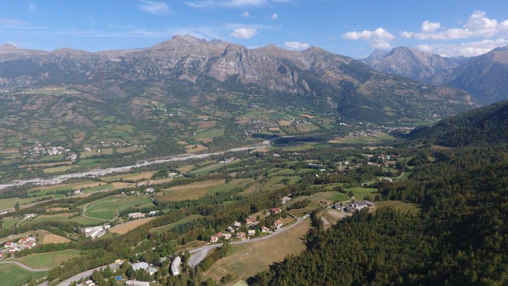 Vallée du Champsaur Ancelle Mairie Champsaur Valgaudemar Hautes Alpes Ancelle Station