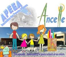Logo APEEA Associations des Parents d'Eleves Ancelle Mairie Champsaur Valgaudemar Hautes Alpes Ancelle Station